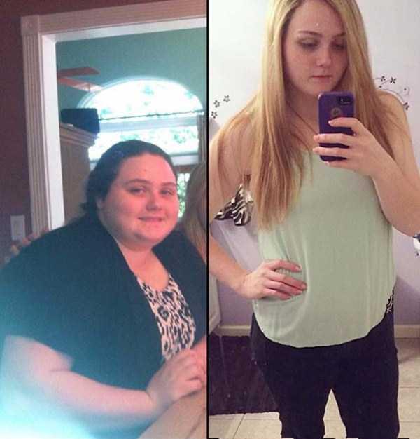 ダイエットに成功した女の子10
