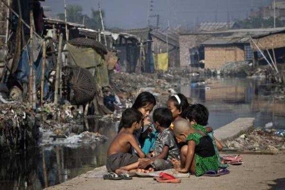 バングラディッシュの子供の生活15