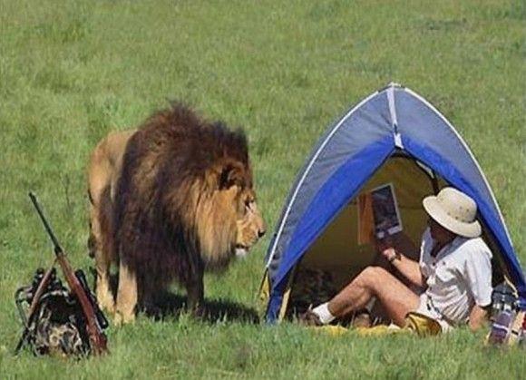 キャンプで楽しむ術9