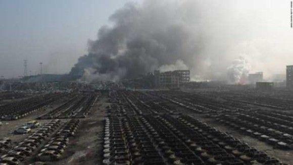 天津爆発画像41