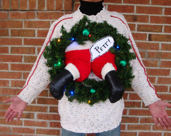 最高にダサいクリスマスセーター17