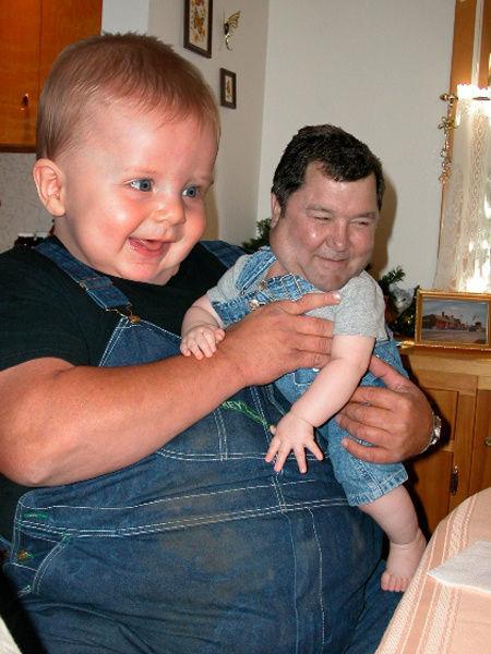 赤ちゃんと親を入れ替えたったwww11
