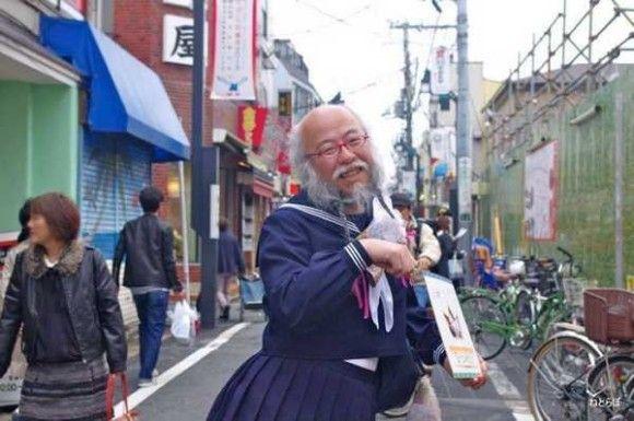 日本の狂っている画像17