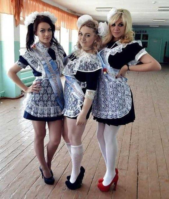 ロシアの制服7