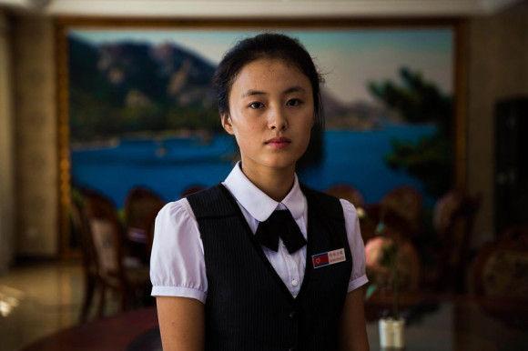 北朝鮮の美女19