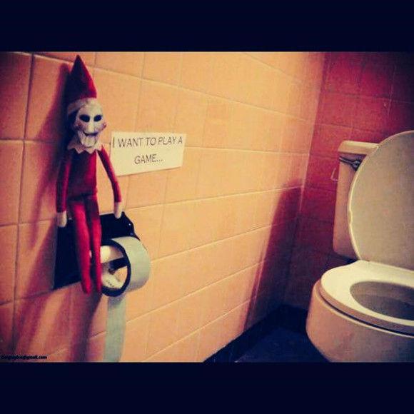 人形たちの爆笑クリスマス16