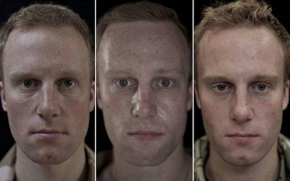 7ヵ月の戦争で表情が変わる8