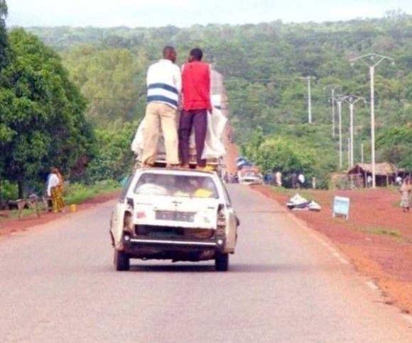 アフリカの日常光景13