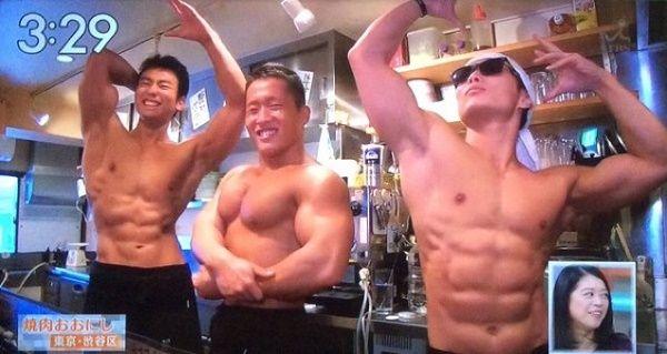 日本のマッチョ焼肉店が海外のサイトで紹介される8
