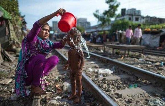 バングラディッシュの子供の生活6