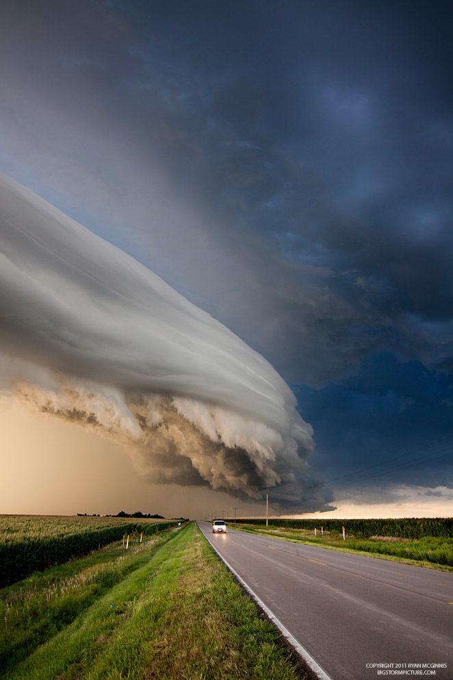 凄い雲11