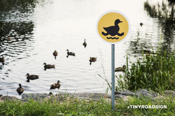 動物の標識がおもしろい3