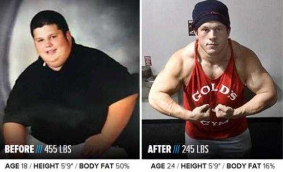 ダイエットに成功18