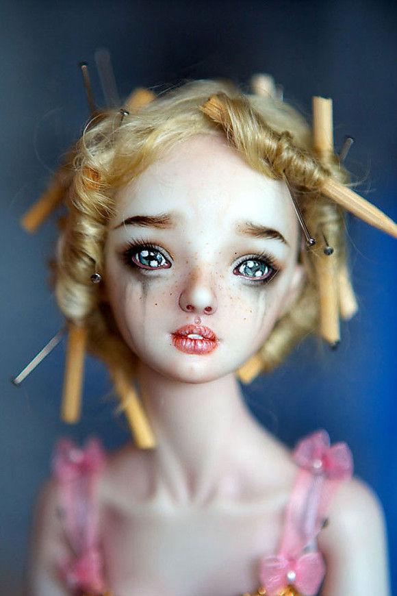 人間そっくりな人形8