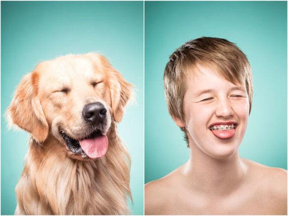 犬と飼い主8