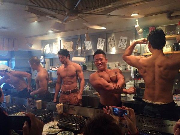 日本のマッチョ焼肉店が海外のサイトで紹介される6