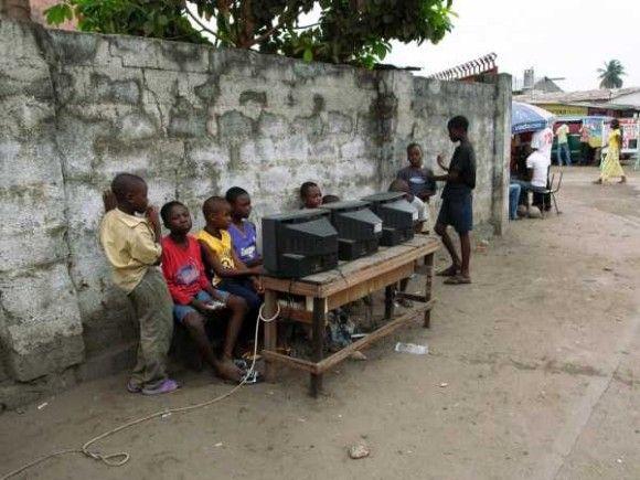 アフリカの日常光景10