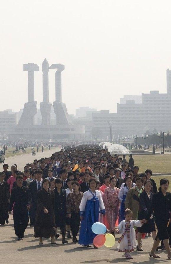 北朝鮮の日常9