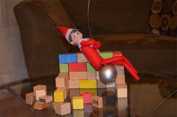 人形たちの爆笑クリスマス15