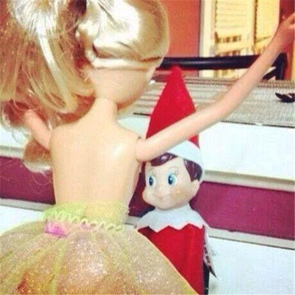 人形たちの爆笑クリスマス3