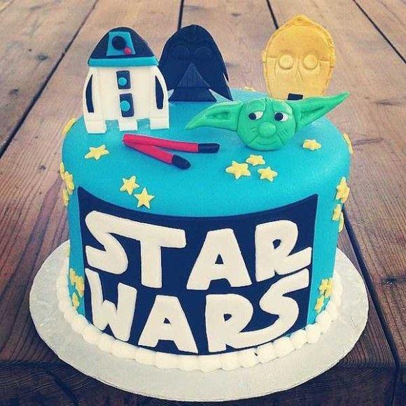 誕生日ケーキ8