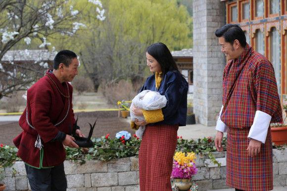 ブータンの王6