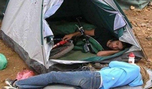 キャンプで楽しむ術1
