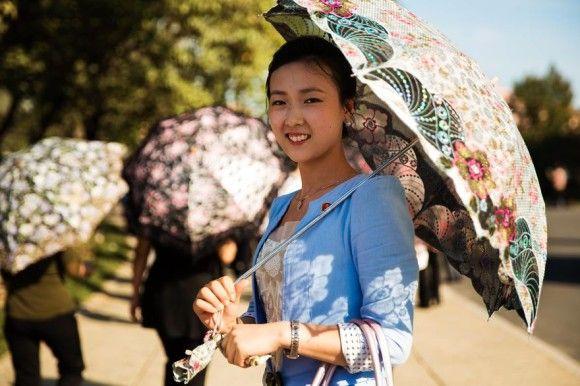 北朝鮮の美女18