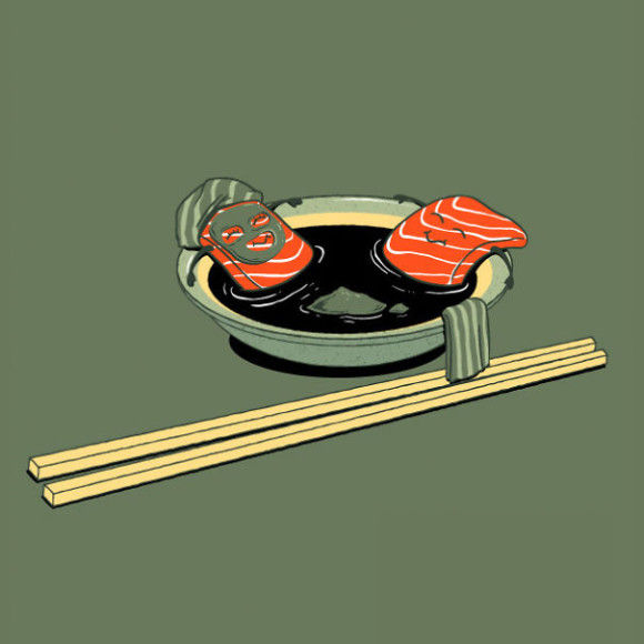 食べ物の生活4