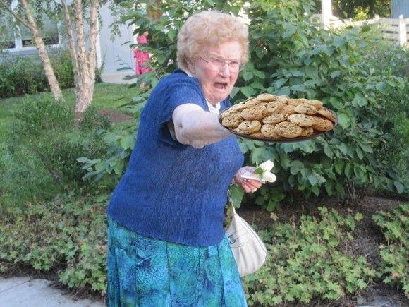 おばあちゃんの画像を加工6