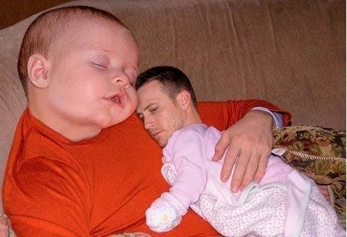 赤ちゃんと親を入れ替えたったwww2