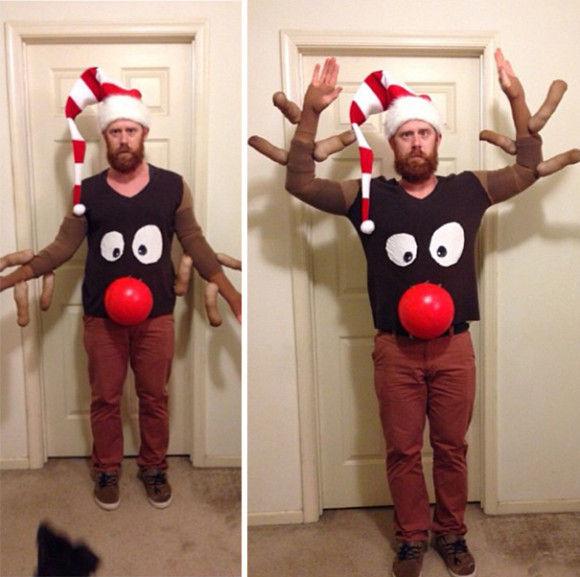 最高にダサいクリスマスセーター10