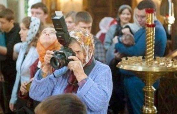 カメラマンの姿22