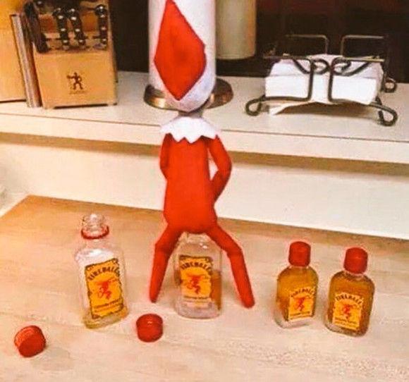 人形たちの爆笑クリスマス7