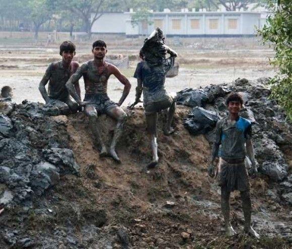 バングラディッシュの子供の生活2