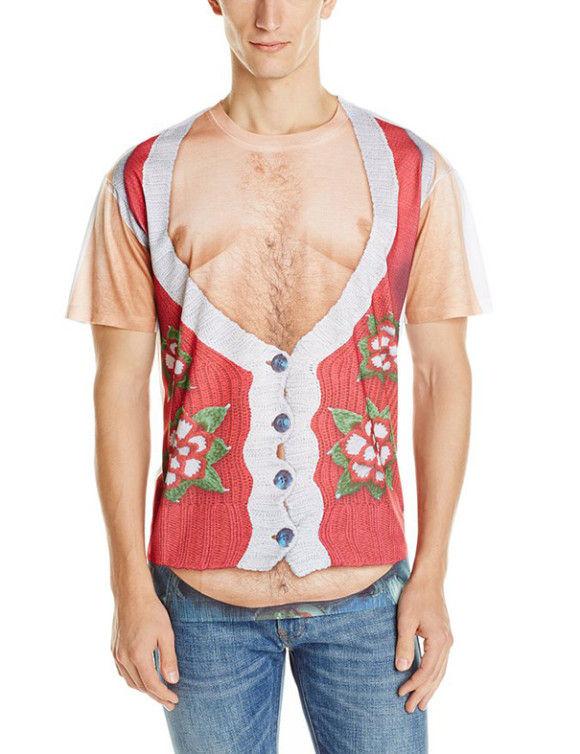 最高にダサいクリスマスセーター20