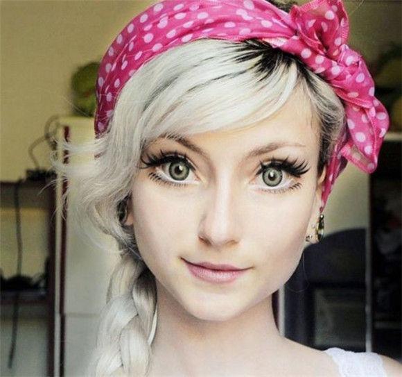 エルサに似てる?2