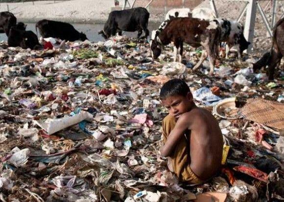 バングラディッシュの子供の生活1