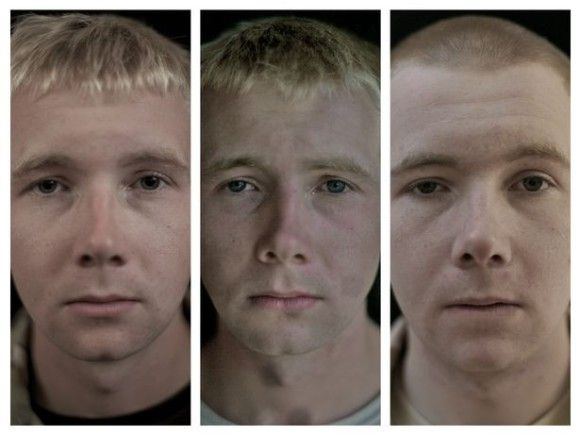 7ヵ月の戦争で表情が変わる4