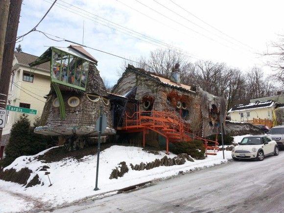 奇妙な家2