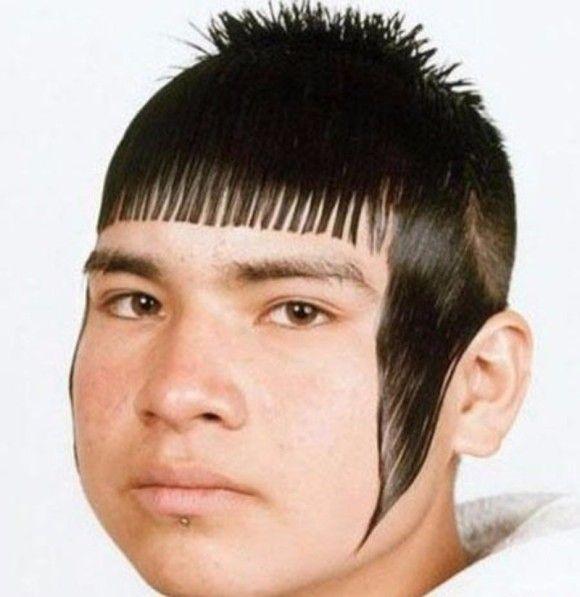 ものすごい髪型17