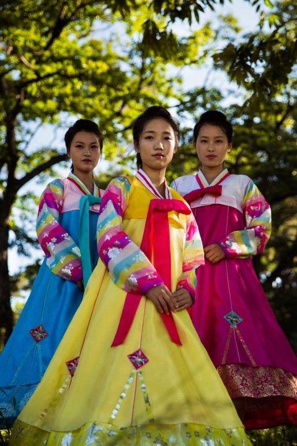 北朝鮮の美女17