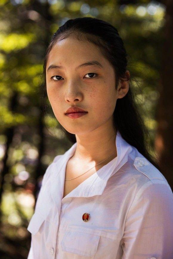北朝鮮の美女14