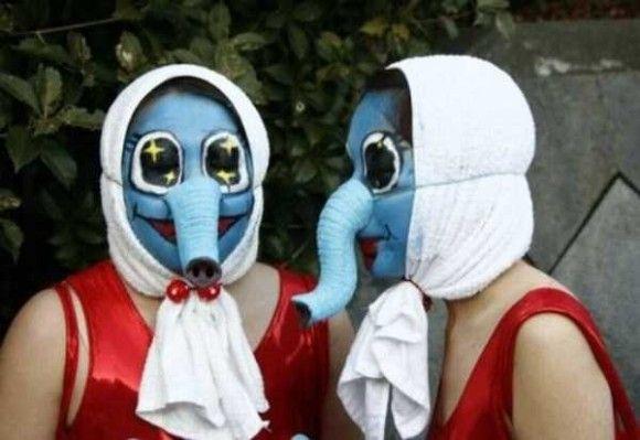 日本が奇妙だと紹介される16