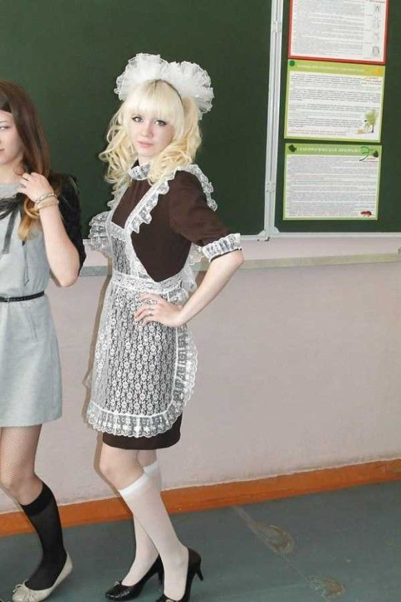 ロシアの制服5