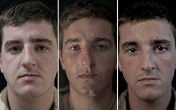 7ヵ月の戦争で表情が変わる10