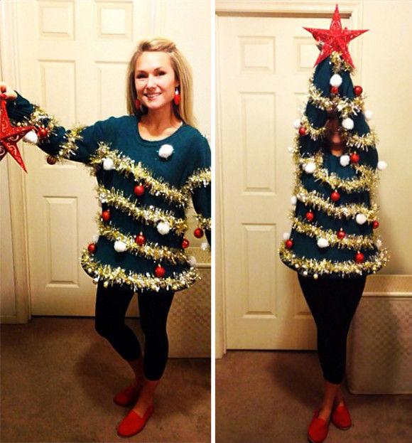 最高にダサいクリスマスセーター6