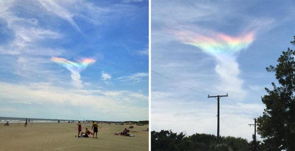 天使の羽の虹2