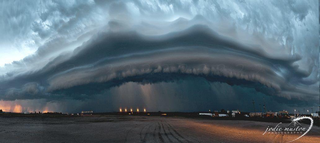 凄い雲17