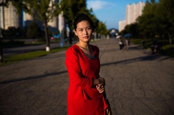 北朝鮮の美女3